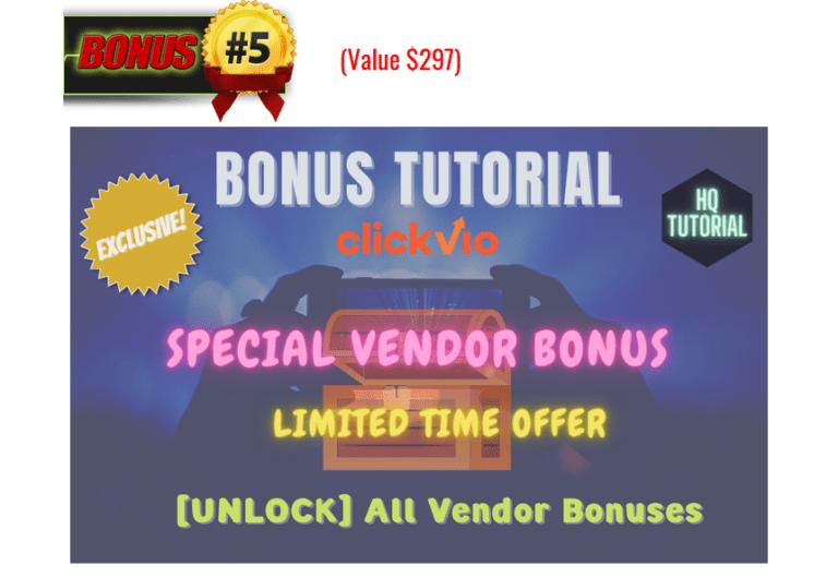 clickvio-BONUS#5